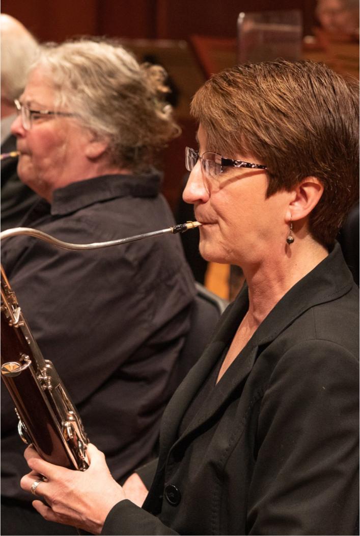 Image of bassoon player