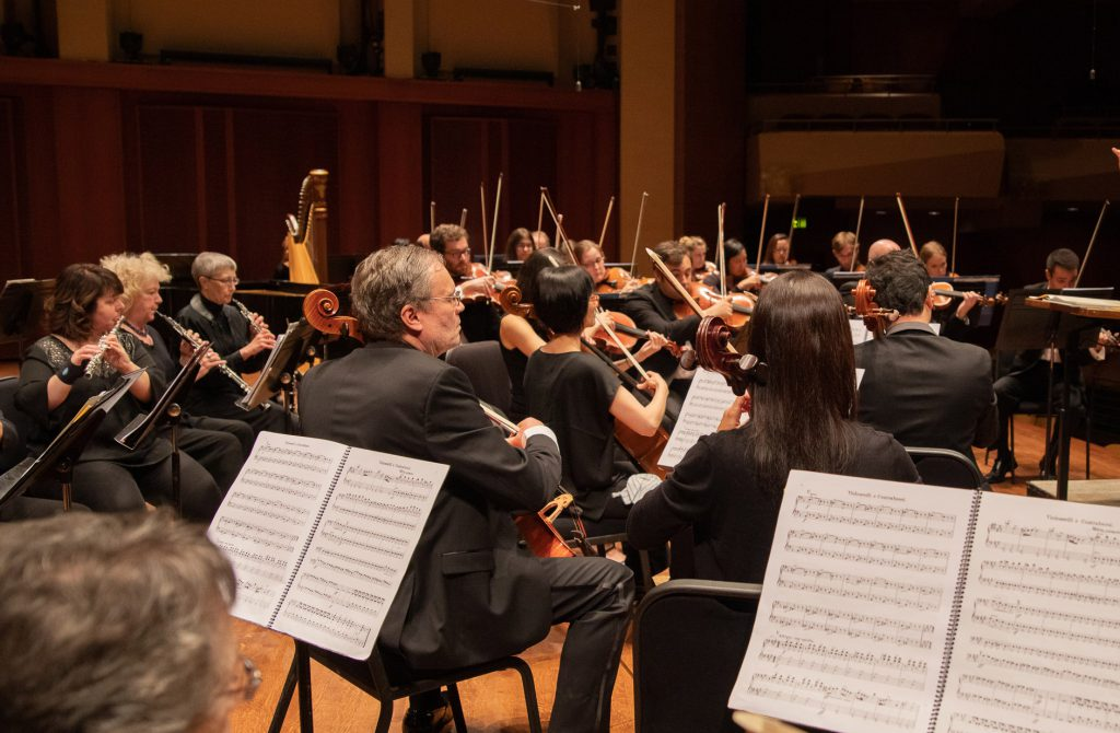 Image of orchestra