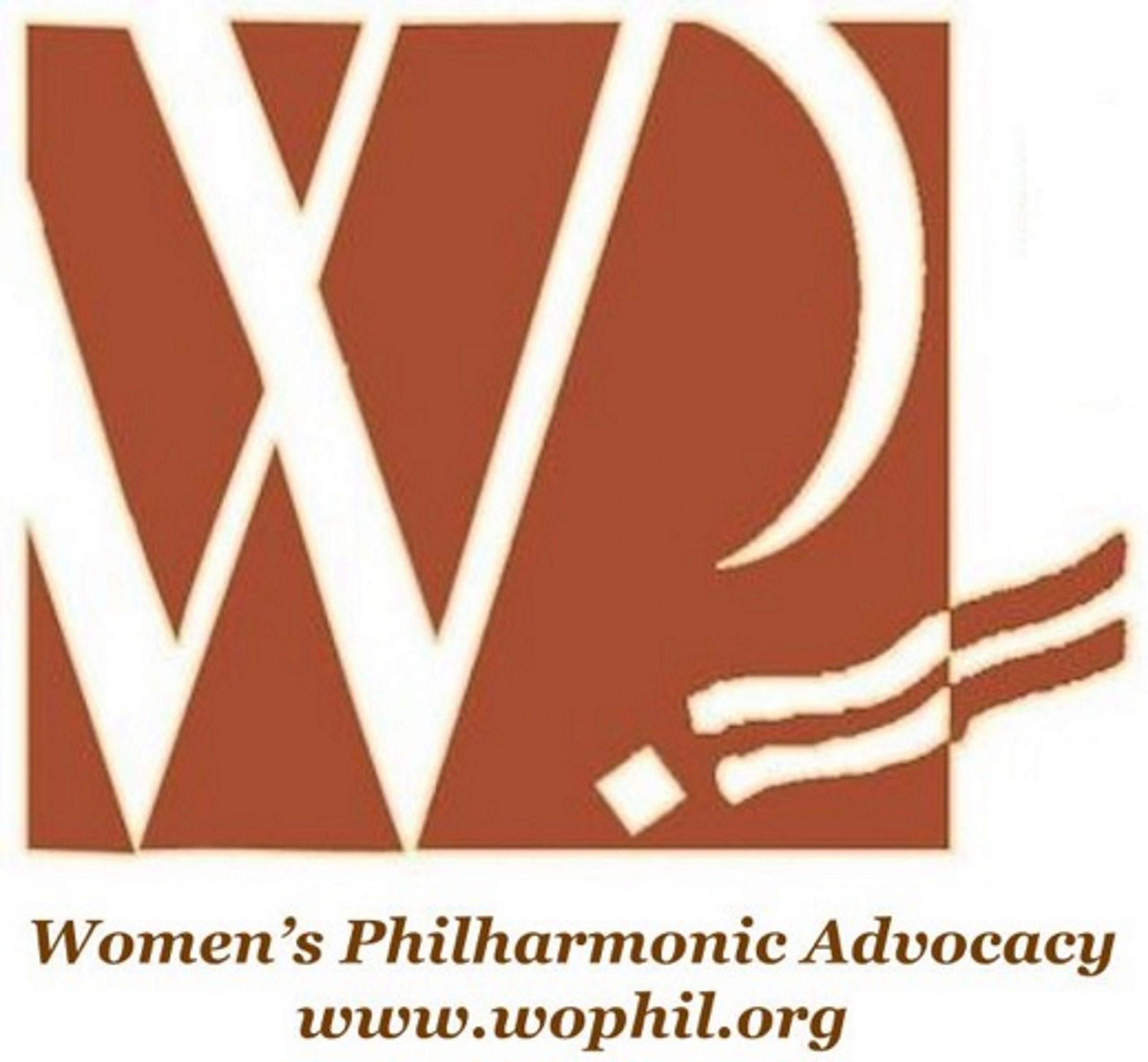 Women's Philharmonic Advocacy Allied Arts of Renton Logo Image
